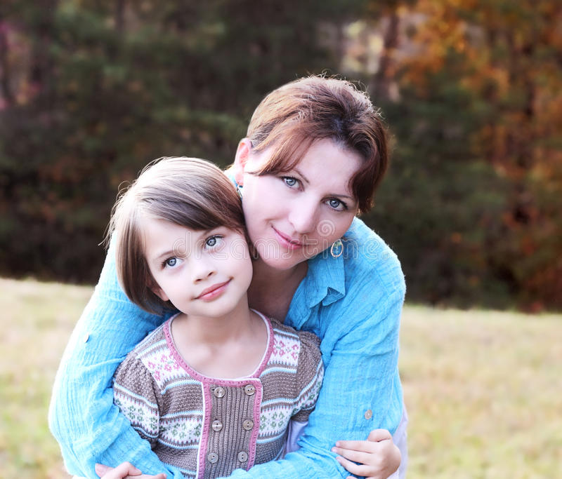 Download Family stock photo. Image of loving, outside, candid - 21749612