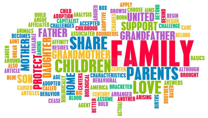 Family. As a Important Support Network for Love