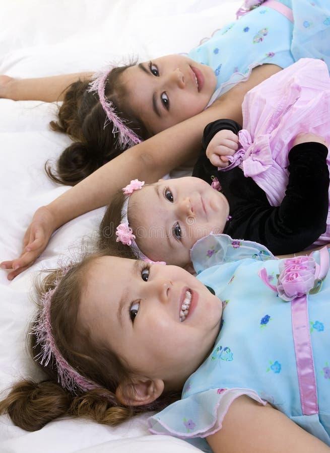 Family. Happy children smiling. Bonding, Love, marriage, childhood royalty free stock photo