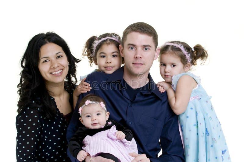 Family. A happy family. Bonding, Love, marriage, children stock photo