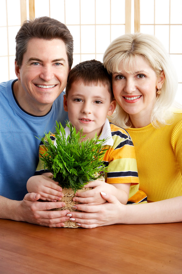 Download Family stock image. Image of flower, young, plant, parenthood - 4877361