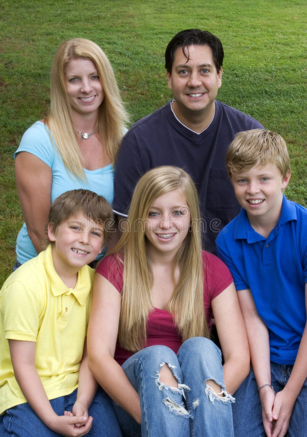 Download Family stock photo. Image of families, portrait, father - 817842
