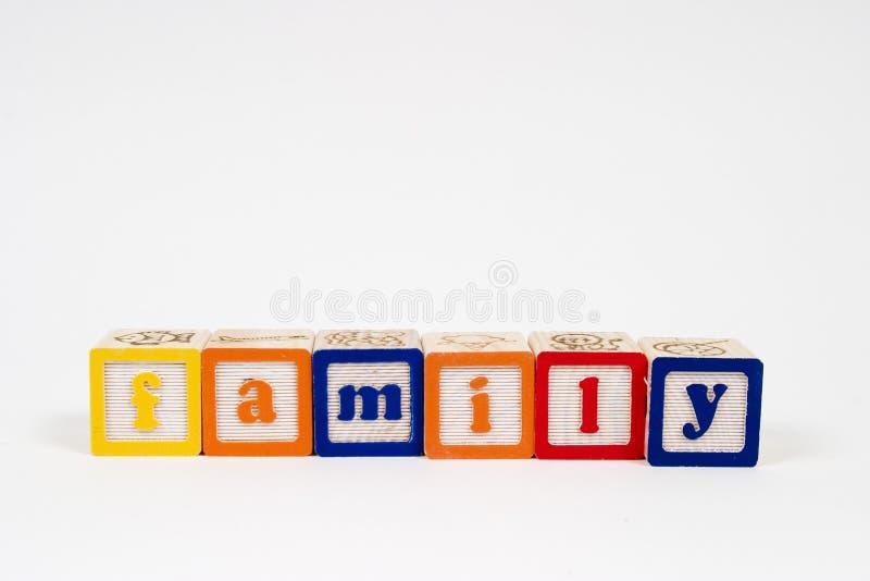 Family stock image