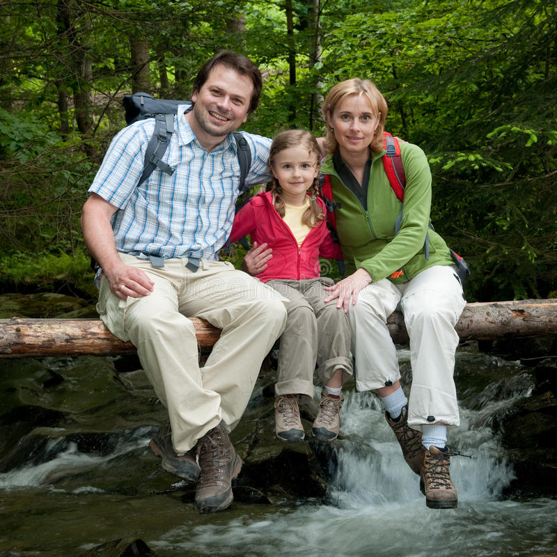 Download Family adventure stock image. Image of little, lifestyle - 14645517