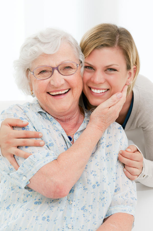 Download Family affection stock image. Image of home, bonding - 21389857