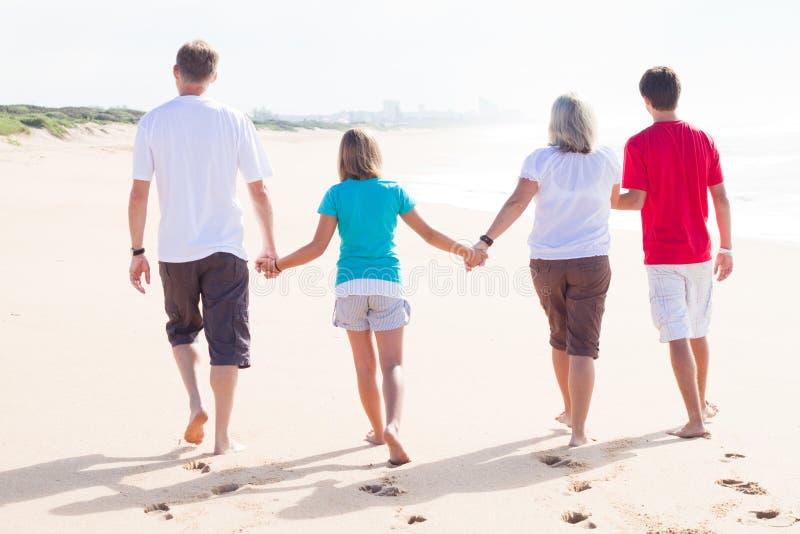 Download Family on beach stock photo. Image of enjoying, human - 13824280