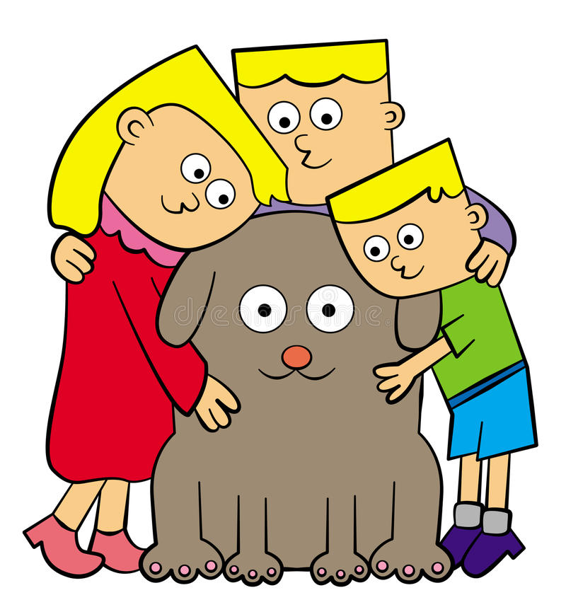 Free Family Dog Royalty Free Stock Photo - 26731755