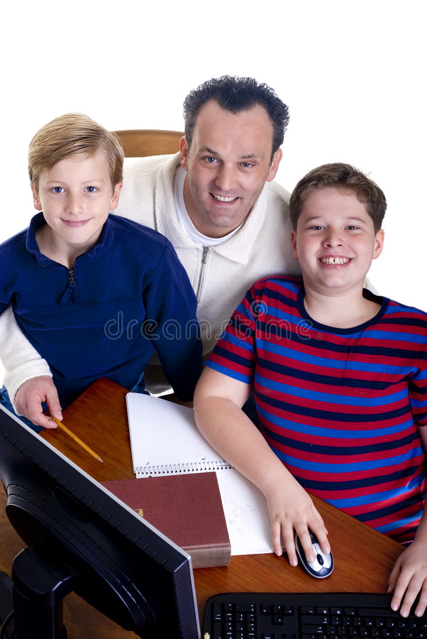 Download Family Education stock image. Image of brothers, brother - 3431281