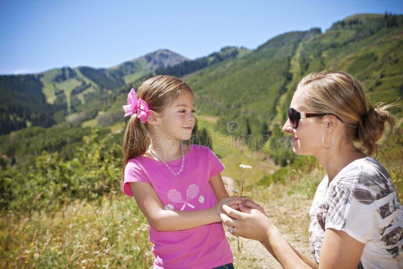 Download Family Enjoying Nature Together Stock Photo - Image: 22390246