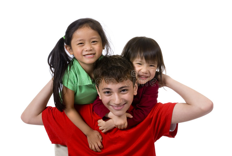 Download Family and friends stock image. Image of daughters, siblings - 2378845
