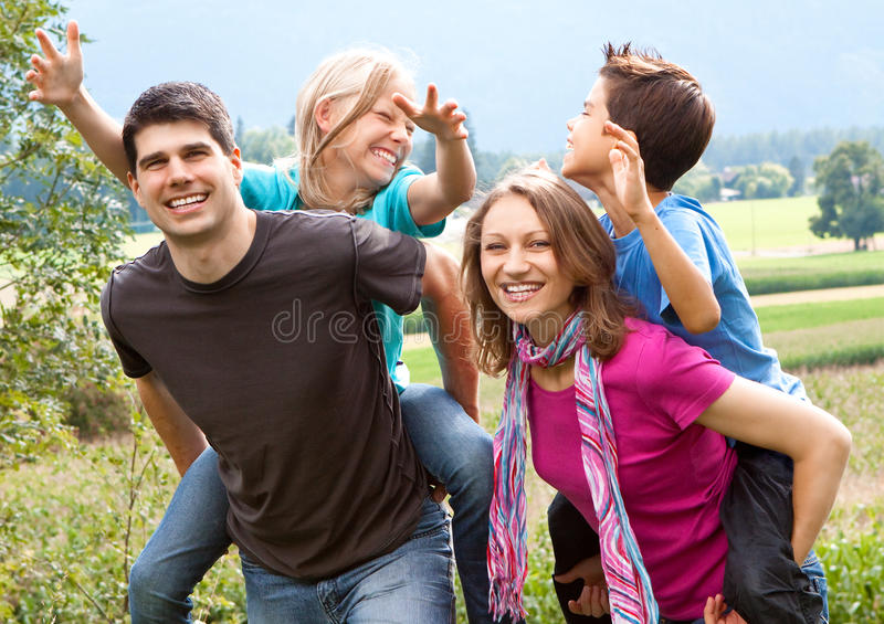 Download Family-fun 12 stock photo. Image of sisters, laughing - 10684826