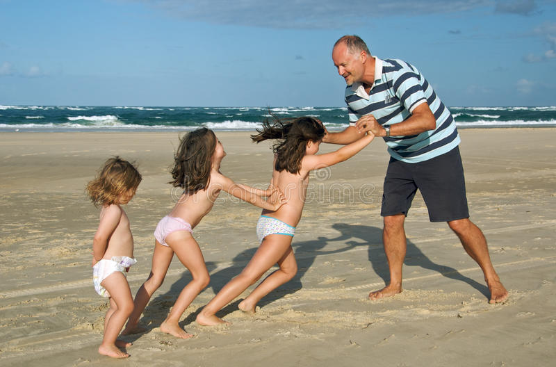 Download Family fun stock photo. Image of family, playing, girl - 17227290