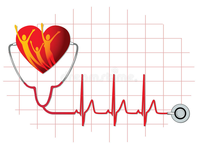 Download Family healthcare icon stock vector. Image of nurse, cardiac - 21696097