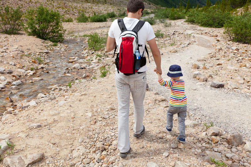 Download Family Hiking Stock Images - Image: 31645854