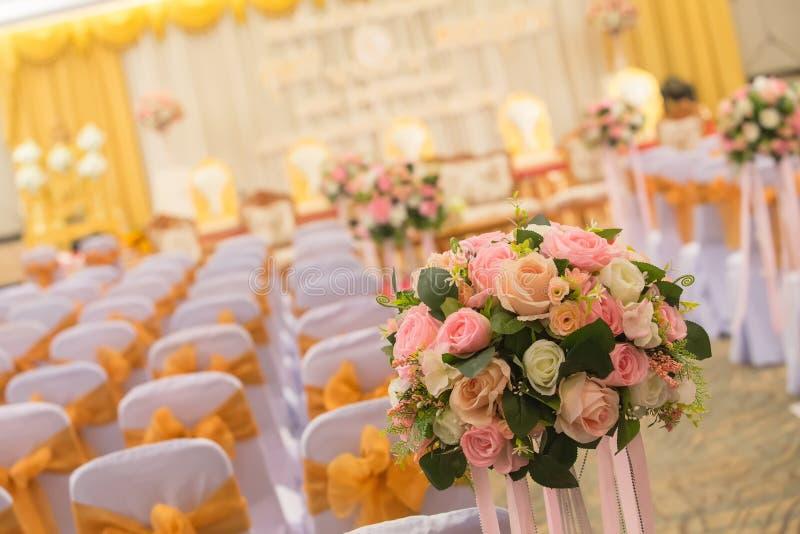 Family holiday, wedding. Family holiday with wedding ceremony royalty free stock photo