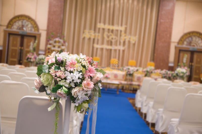 Family holiday, wedding. Family holiday with wedding ceremony royalty free stock photos