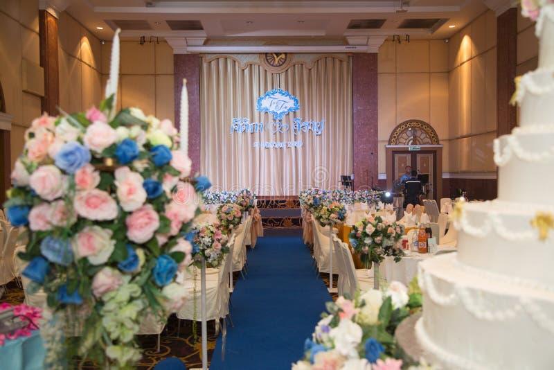Family holiday, wedding. Family holiday with wedding ceremony royalty free stock photography