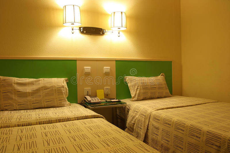 Download Family hotel stock image. Image of mattress, room, headboard - 10041019
