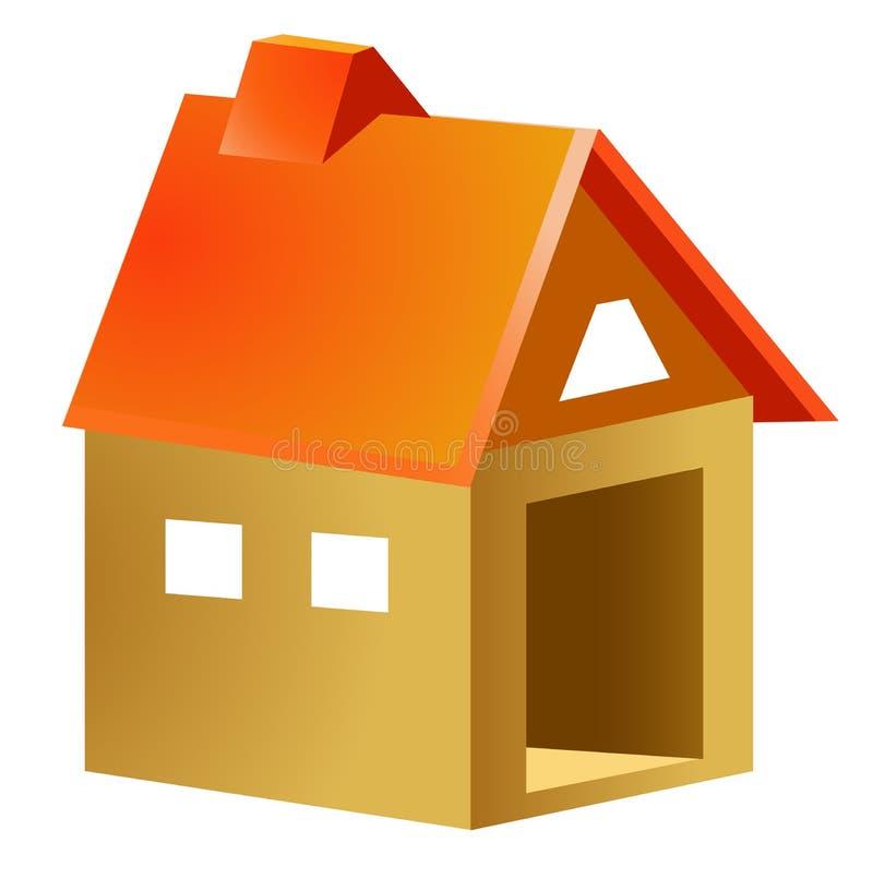 Download Family House stock illustration. Illustration of illustration - 9854338