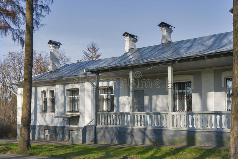Download Family House Estate Of Nikolay Pirogov Stock Photo - Image of russian, tree: 40383996