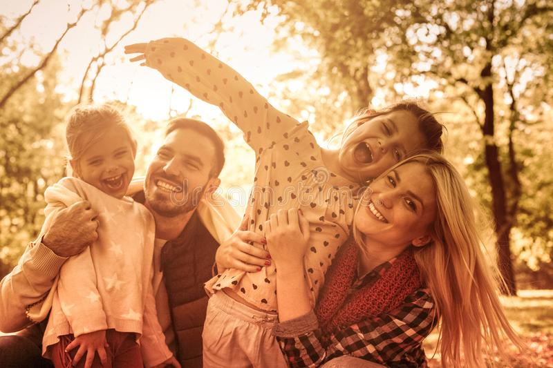 Family is important. royalty free stock photo