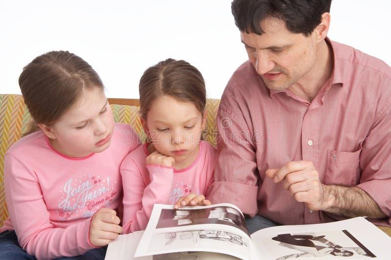 Family life royalty free stock image