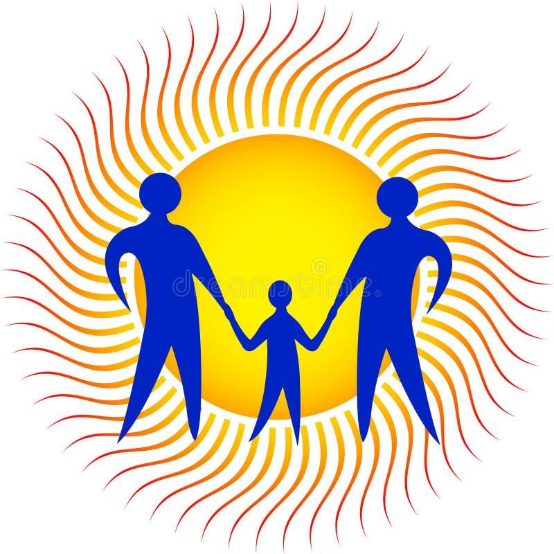 Download Family logo stock illustration. Image of logo, life, father - 15664923