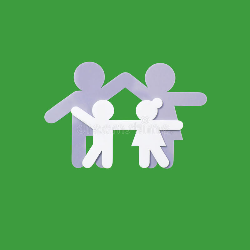 Family Logo Stock Photo