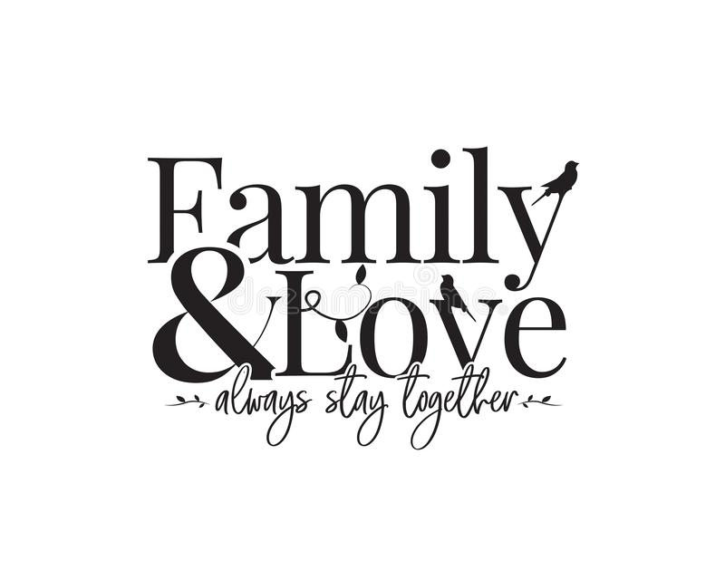 family quotes stock illustrations family quotes stock