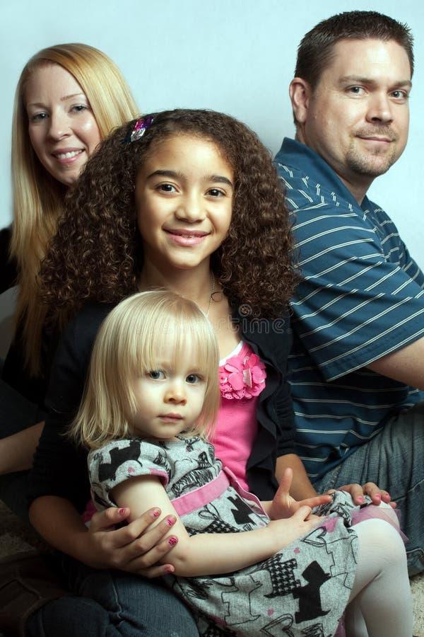 Free Family Of Four Stock Photo - 17862200