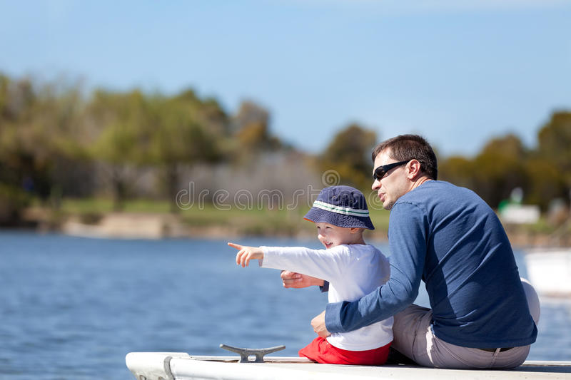 Download Family at the park stock image. Image of harbor, father - 31645839