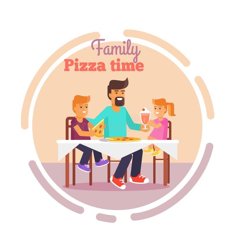 Family Pizza Stock Illustrations 855 Family Pizza Stock Illustrations Vectors Clipart Dreamstime