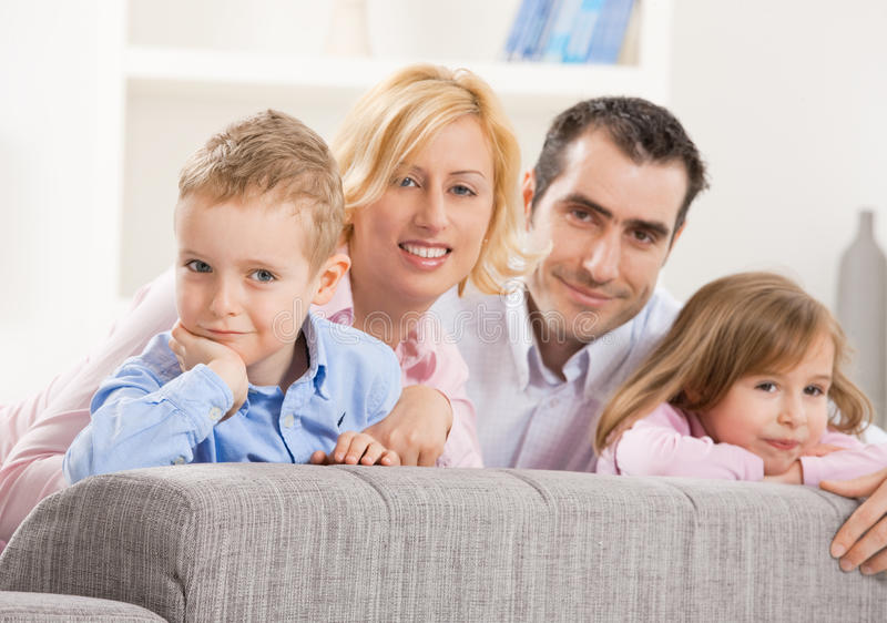 Download Family Portrait Royalty Free Stock Images - Image: 10002789