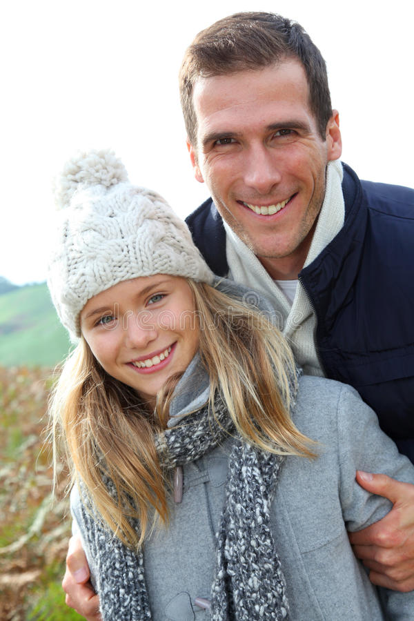 Download Family portrait stock image. Image of parent, field, pretty - 16602371