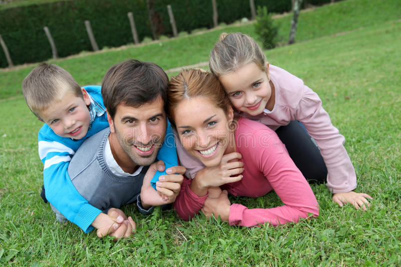 Download Family Portrait Stock Image - Image: 22256731