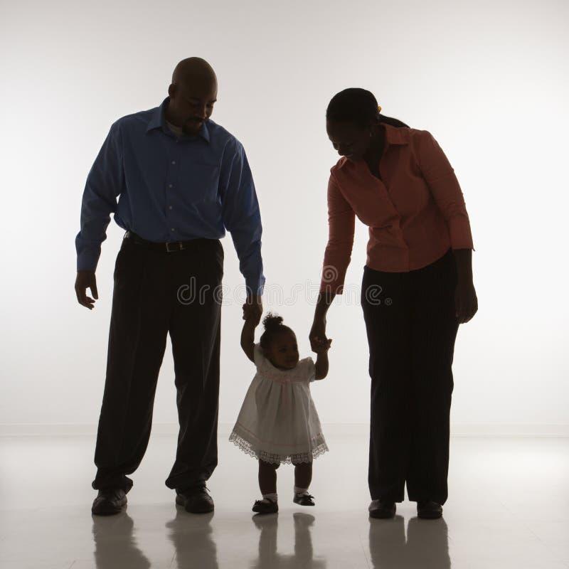 Download Family portrait. stock photo. Image of color, children - 2425028