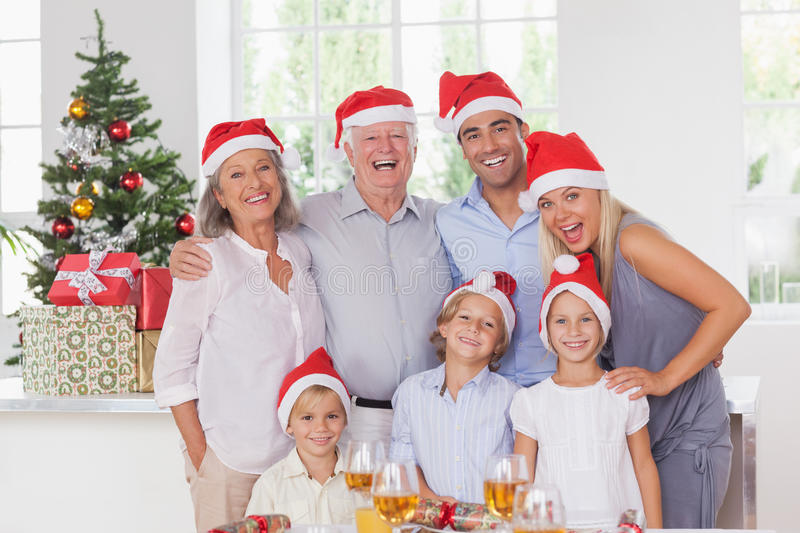 Download Family posing for photo stock photo. Image of adult, girl - 27803930