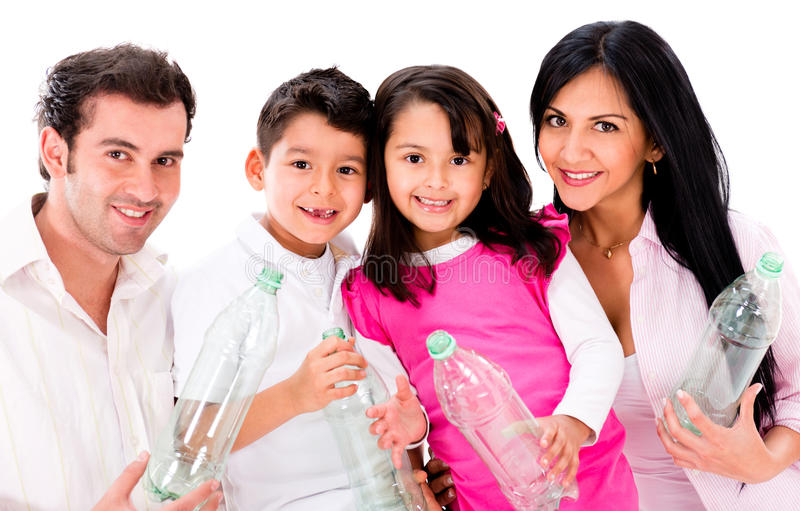 Download Family recycling stock photo. Image of recycle, family - 31596048