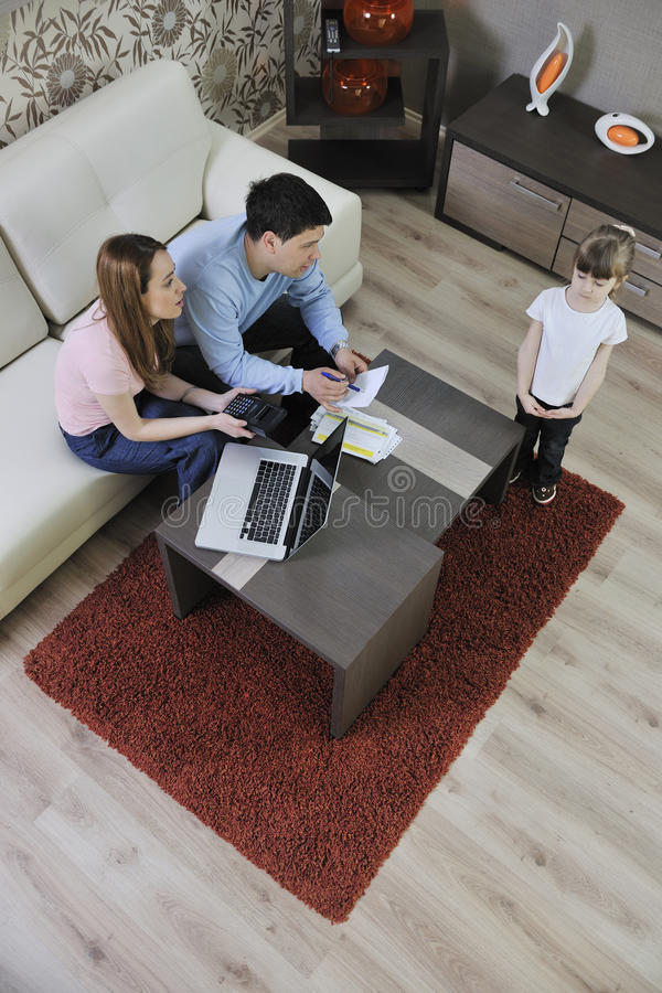 Family Savings Stock Images