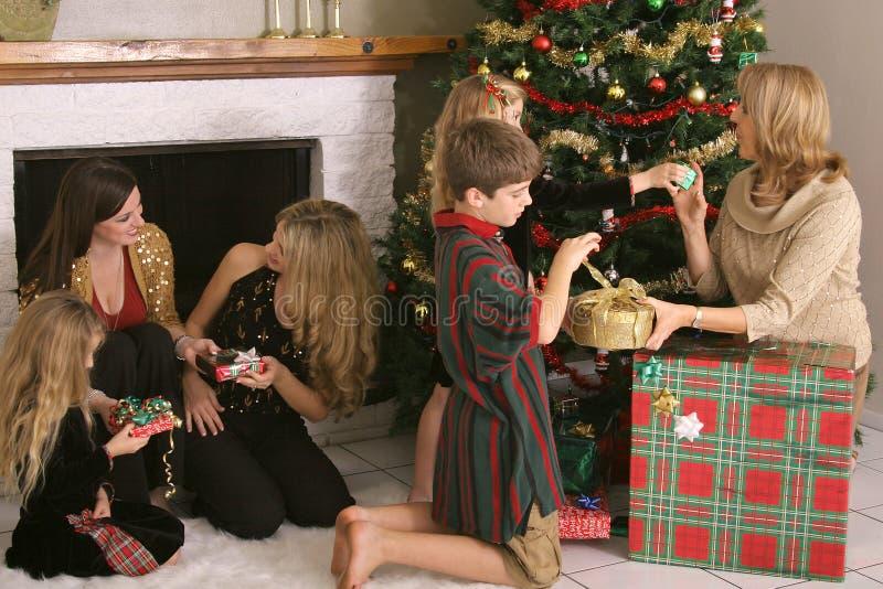 Family sharing presents