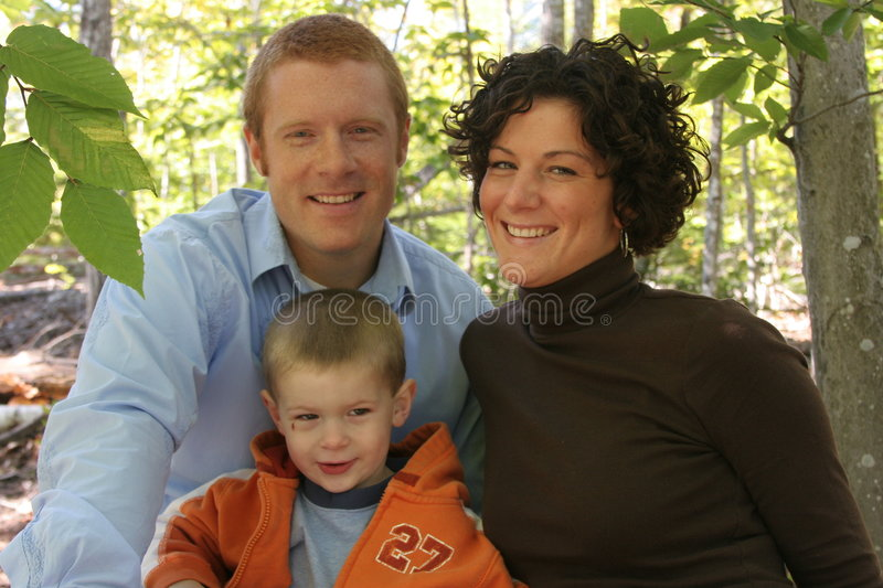 Download Family With Son Royalty Free Stock Photography - Image: 5337457