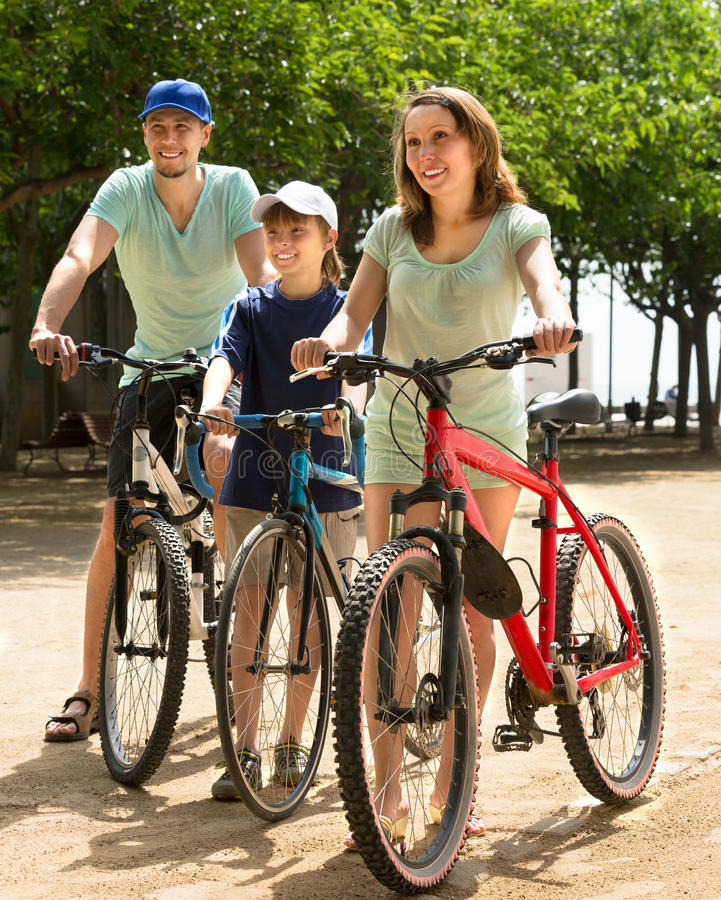 Download Family Spending Free Time In The Park Stock Photo - Image: 43369838
