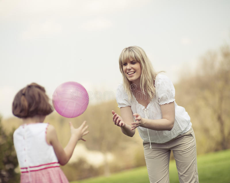 Child Throwing Ball Stock Photos - Download 1,180 Royalty ...