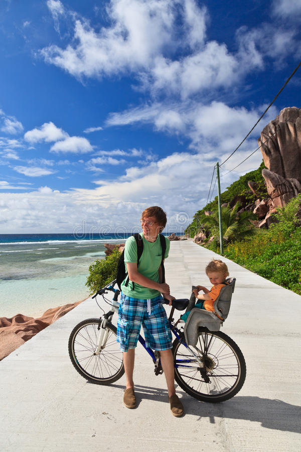 Family travel royalty free stock photography