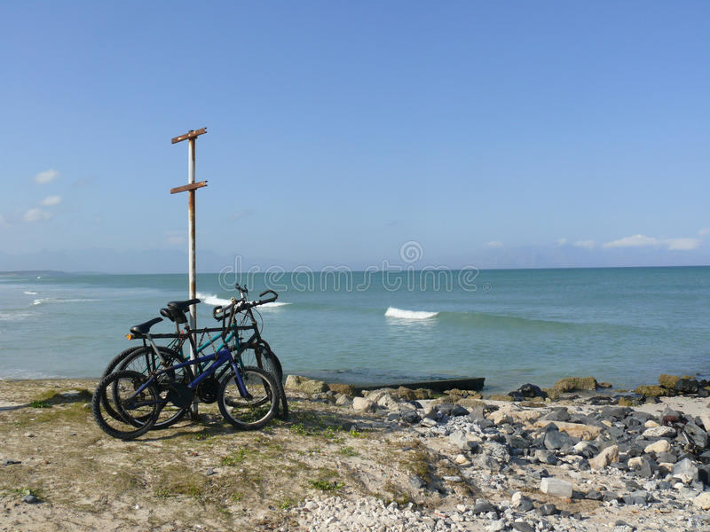 Download Bike trip to beach stock photo. Image of bicycle, comfort - 10774420