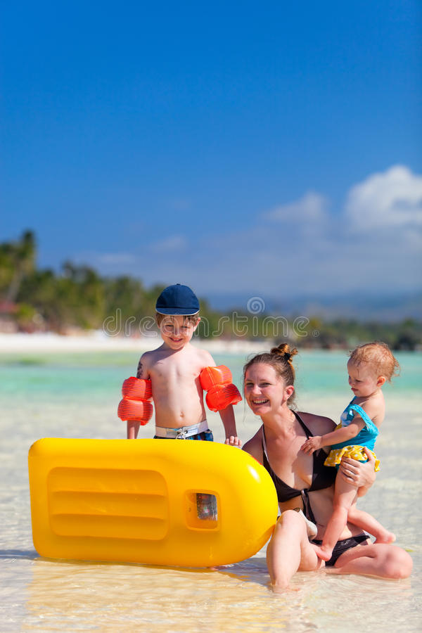 Download Family On Vacation Royalty Free Stock Images - Image: 13720399