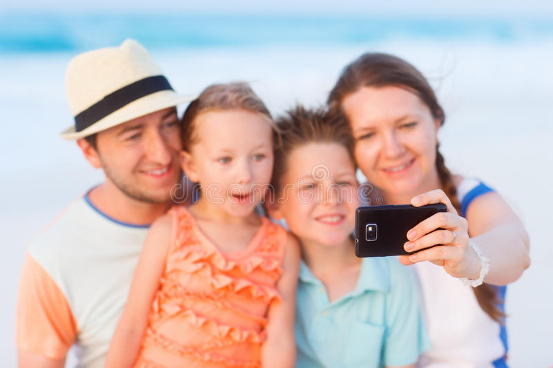 Download Family vacation portrait stock image. Image of brother - 33174813