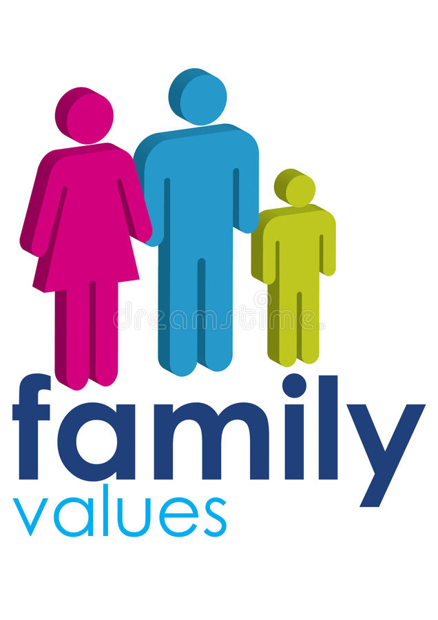family values stock illustration illustration of values 19717078 father clipart png father clip art free