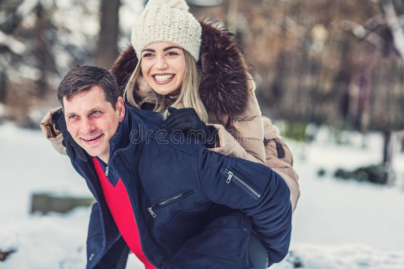 Family, winter holidays, Christmas and people concept – loving stock photography