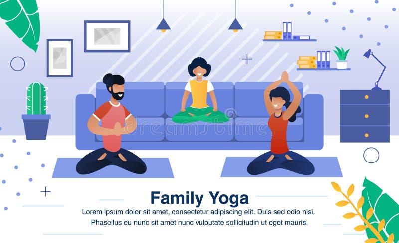 Family Yoga Stock Illustrations 3 737 Family Yoga Stock Illustrations Vectors Clipart Dreamstime